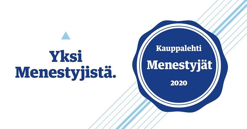 raahen pultti oy - menestyjat 2020