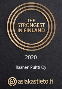 the strongest in finland - raahen pultti oy